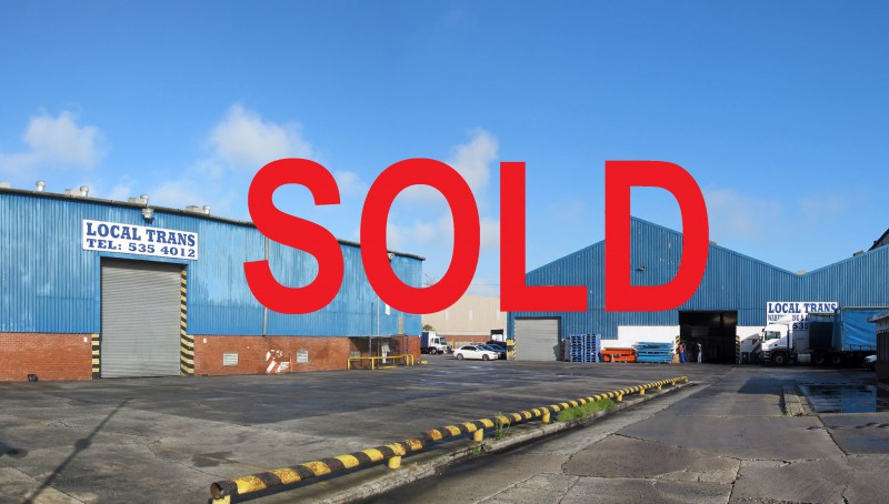 Industrial property sold in Epping